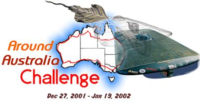 Around Australia Challenge logo