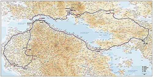Phaethon Map