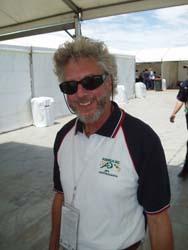 David Ford, Treasurer of SAEA