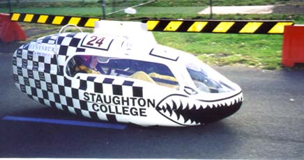 Staughton College winner