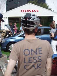 Bikes rule