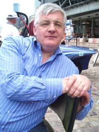 International Human Rights Counsel, Brendan Kilty